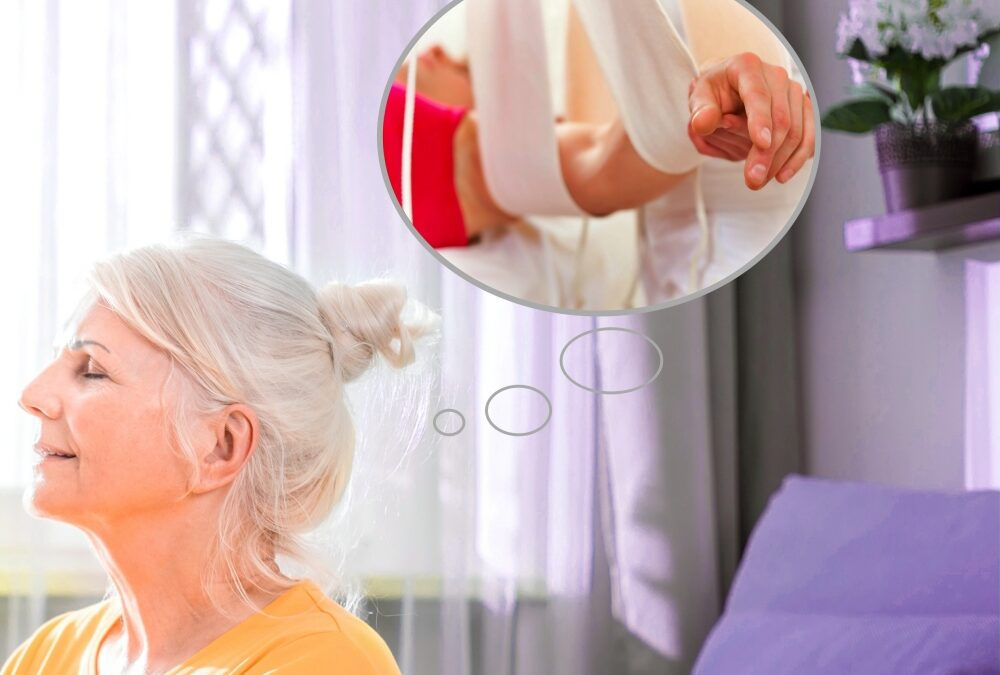 Mental Practice Helps Movement Recovery after a Stroke