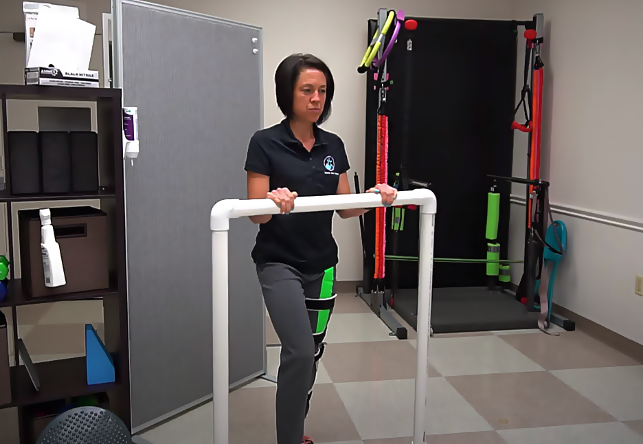 standing dissociation exercise