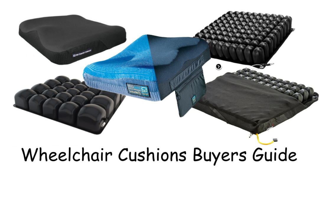 Complete Guide to Buying a Wheelchair Cushion