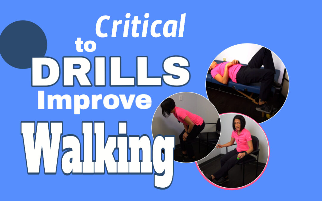 Critical Exercises to Improve Walking After a Stroke