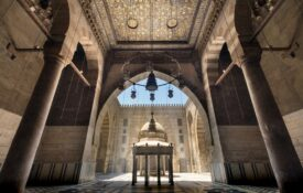 Mosque Madrasa and Khanqa of Sultan Barquq
