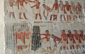 Tomb of the Two Brothers Niankhkhnum and Khnumhotep