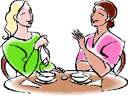 Hindi Poetry by Mrs Khallas on Dishonesty - Gossiping as everyday part of dishonesty