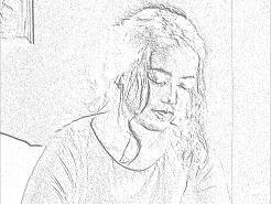Shivangi Johari the artist for The Khallas Way has graduated in fine arts