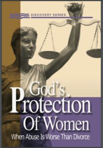 Gods protection of women cover image