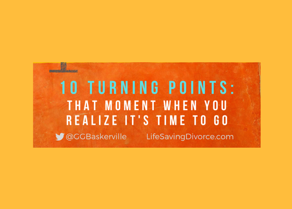 10 Turning Points: Stories of How Others Decided to Stay or to Go