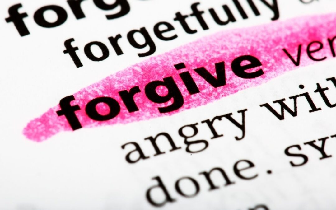 What Forgiveness Is—and Isn't