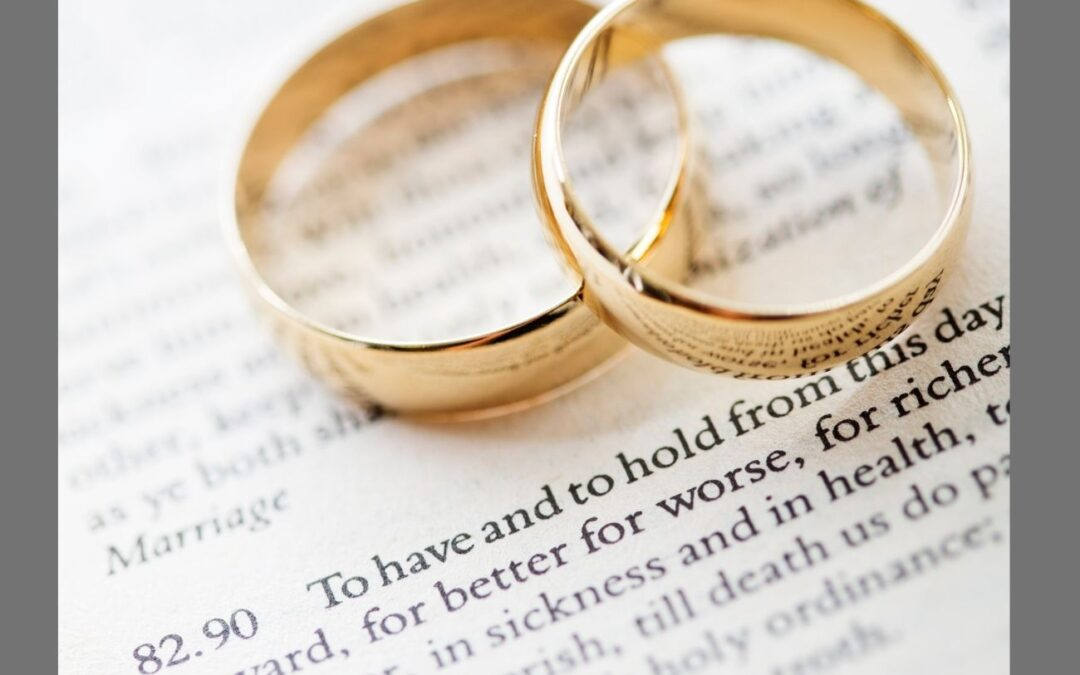"""Does """"For Better or For Worse"""" Mean I Cannot Divorce?"""