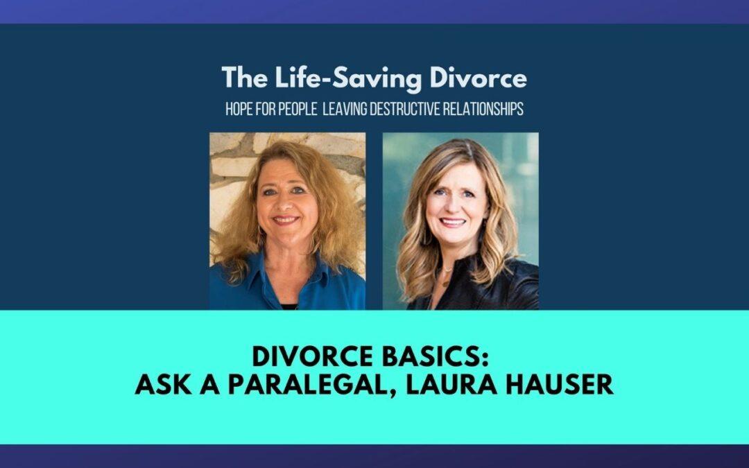 Divorce Basics: Ask a Paralegal
