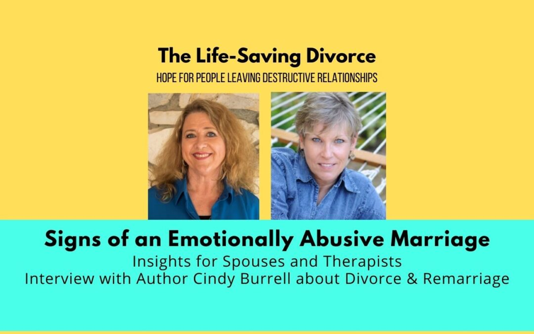 He Never Hit Me: Signs of an Emotionally Abusive Marriage