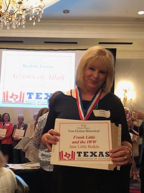 12Jane at Texas Book Awards 2018 (1)