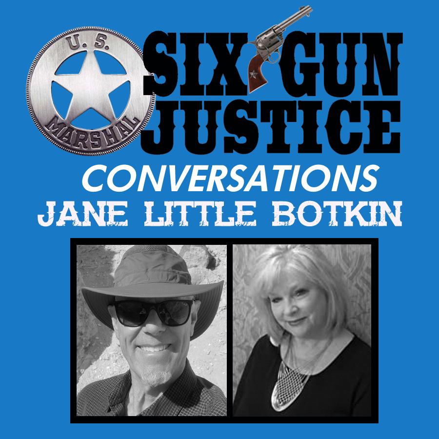 SIX-GUN jUSTICE PODCAST