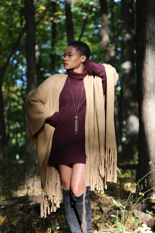 Burgundy-sweater-dress1
