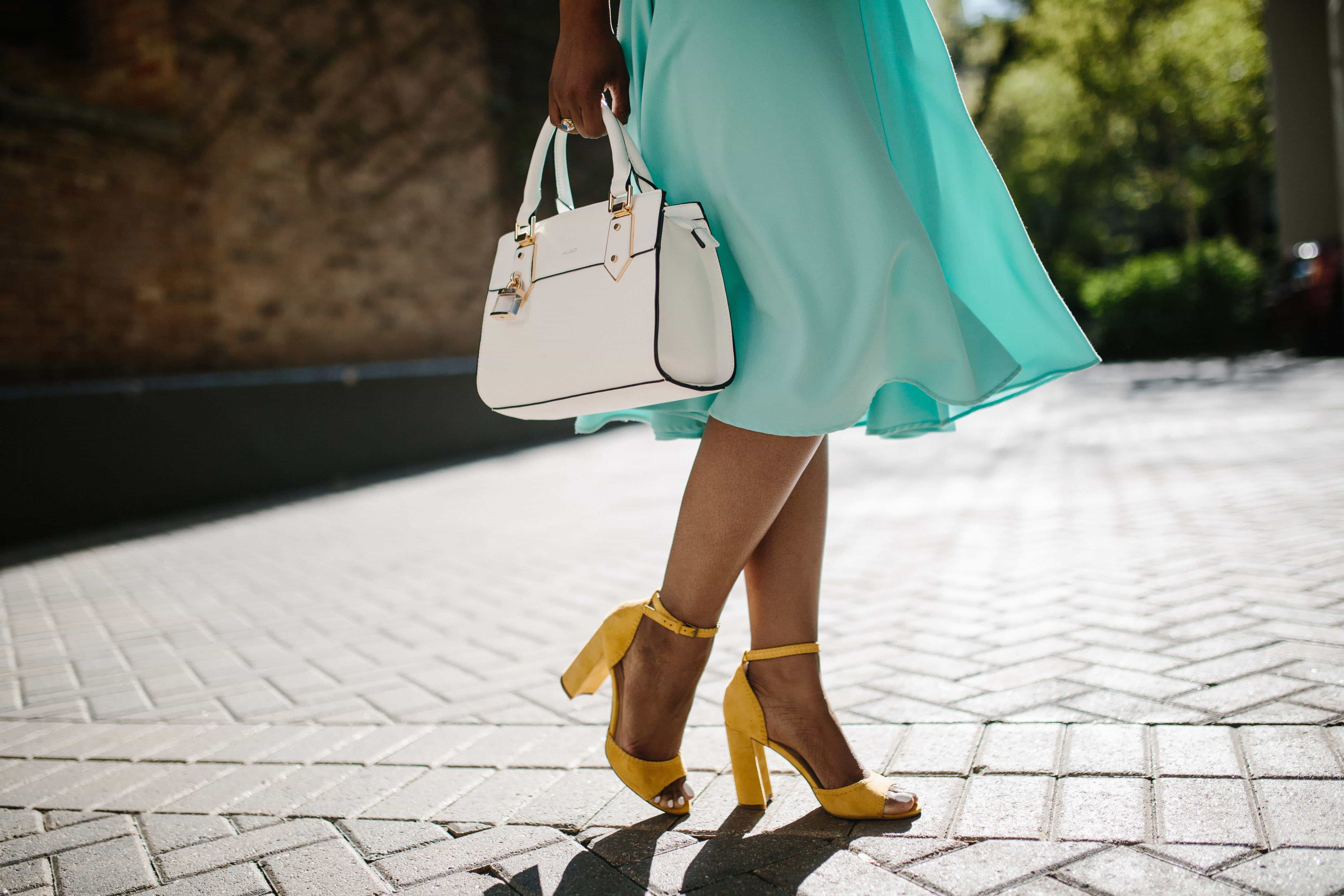 ALDO Mini Bag and Shoes