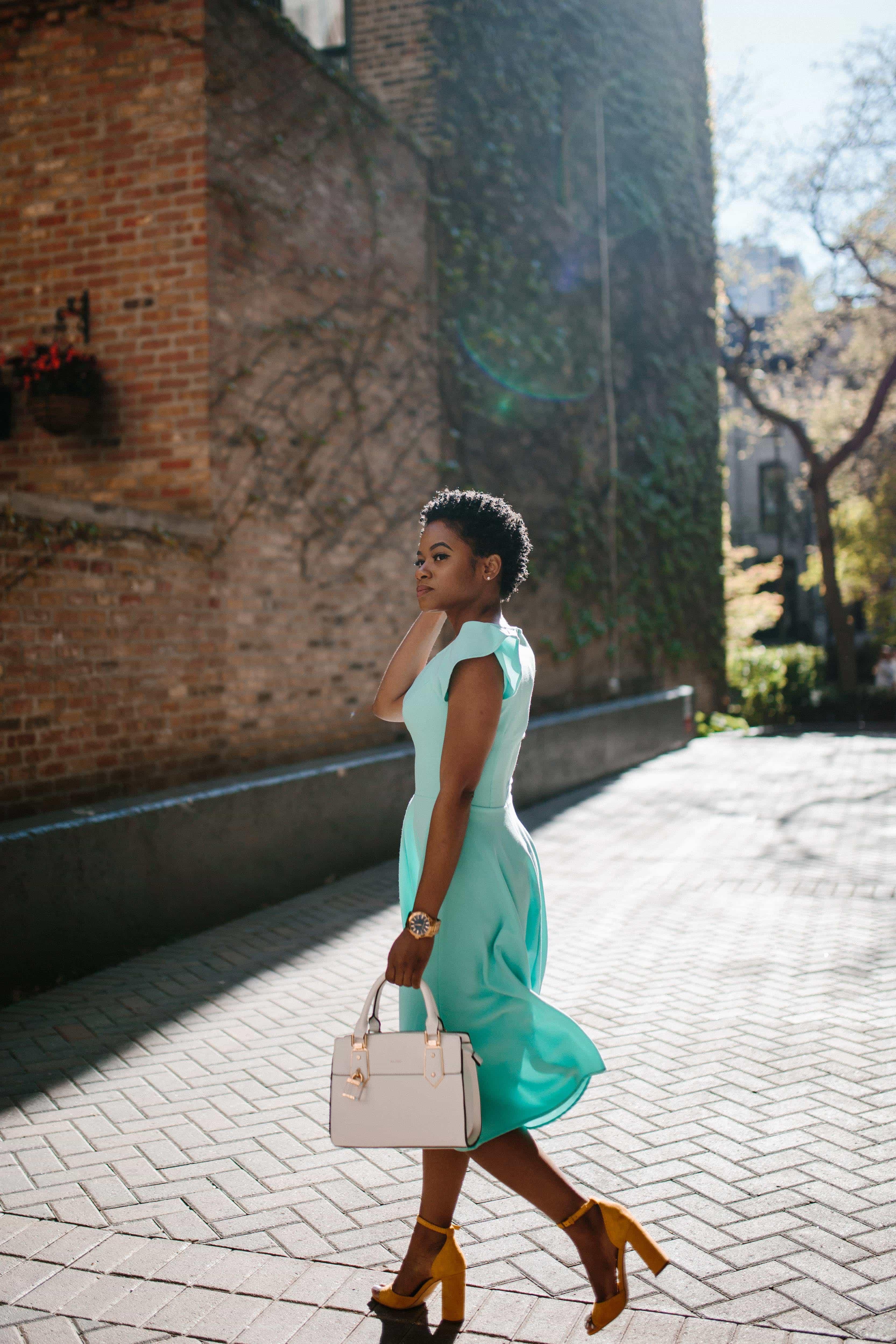 Turquoise Lulus Dress
