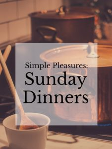 Sunday-Dinners