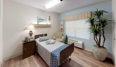 Willowbend at Marion – Resident Room 3D Model