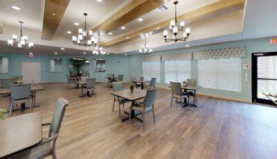 Willowbend at Marion – Dining Room 3D Model