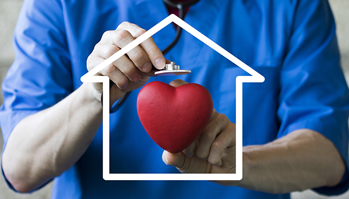 Services at home: Medicare