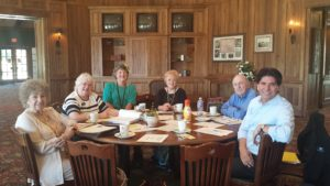 Some of the Board at Lost Canyon Golf Club, May 2016