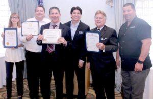 "Community Service Award for United Handy Can - Robert ""Bobby"" Soyka"