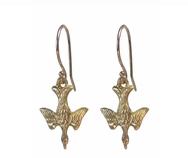 Dove Earrings for pierced ears