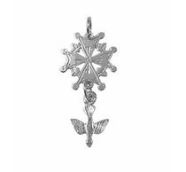 Petite Huguenot Cross