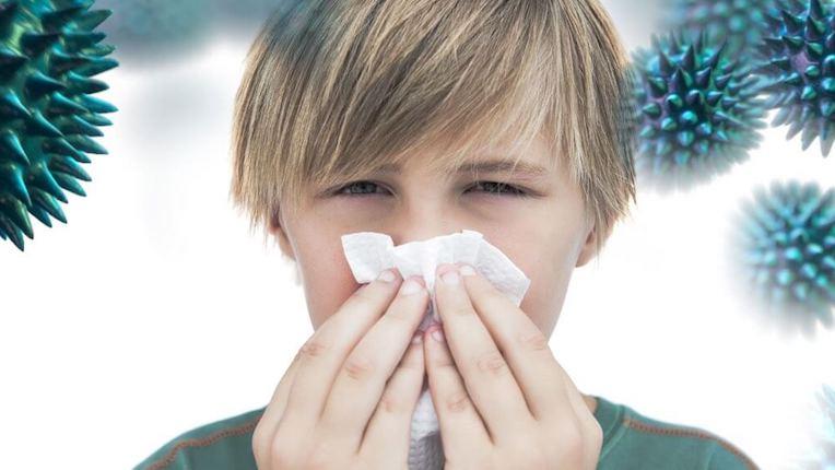 5 maneras de mejorar el sistema inmunitario de los niños