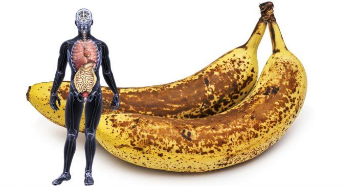 Come 2 bananas al día durante 1 mes y mira lo que le sucede a tu cuerpo