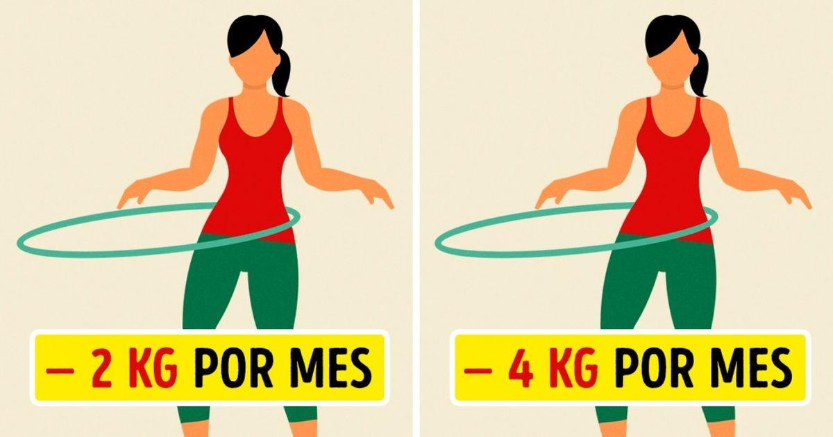 Una fórmula sencilla que calculará cuántas calorías por día te; permitirán comer y perder peso