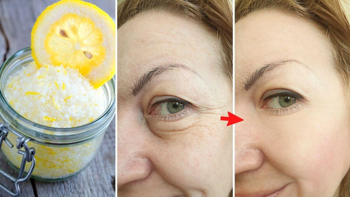 Rejuvenece mientras duermes: crema nocturna 100% natural antiarrugas y blanqueadora