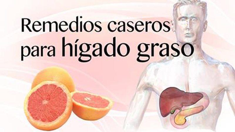 ¿Tienes Hígado Graso? Aquí algunos alimentos Naturales para su tratamiento