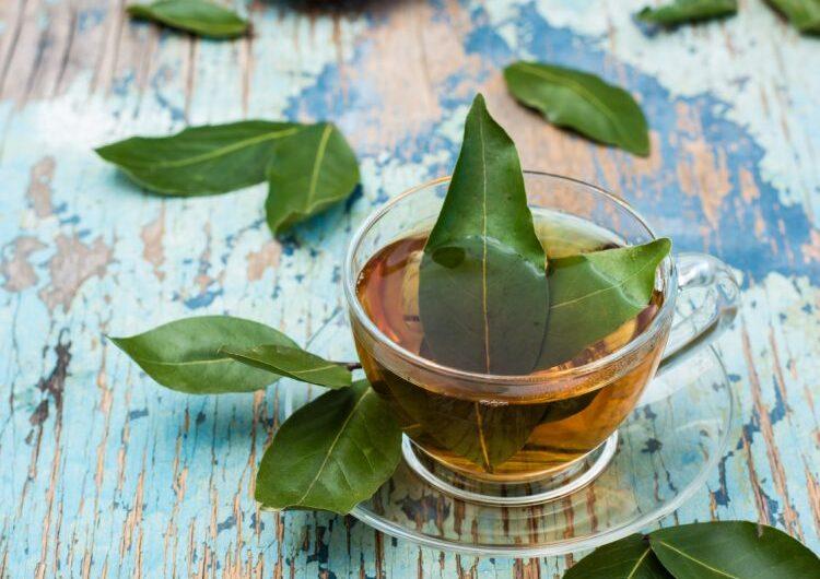 8 beneficios del té de laurel y limón