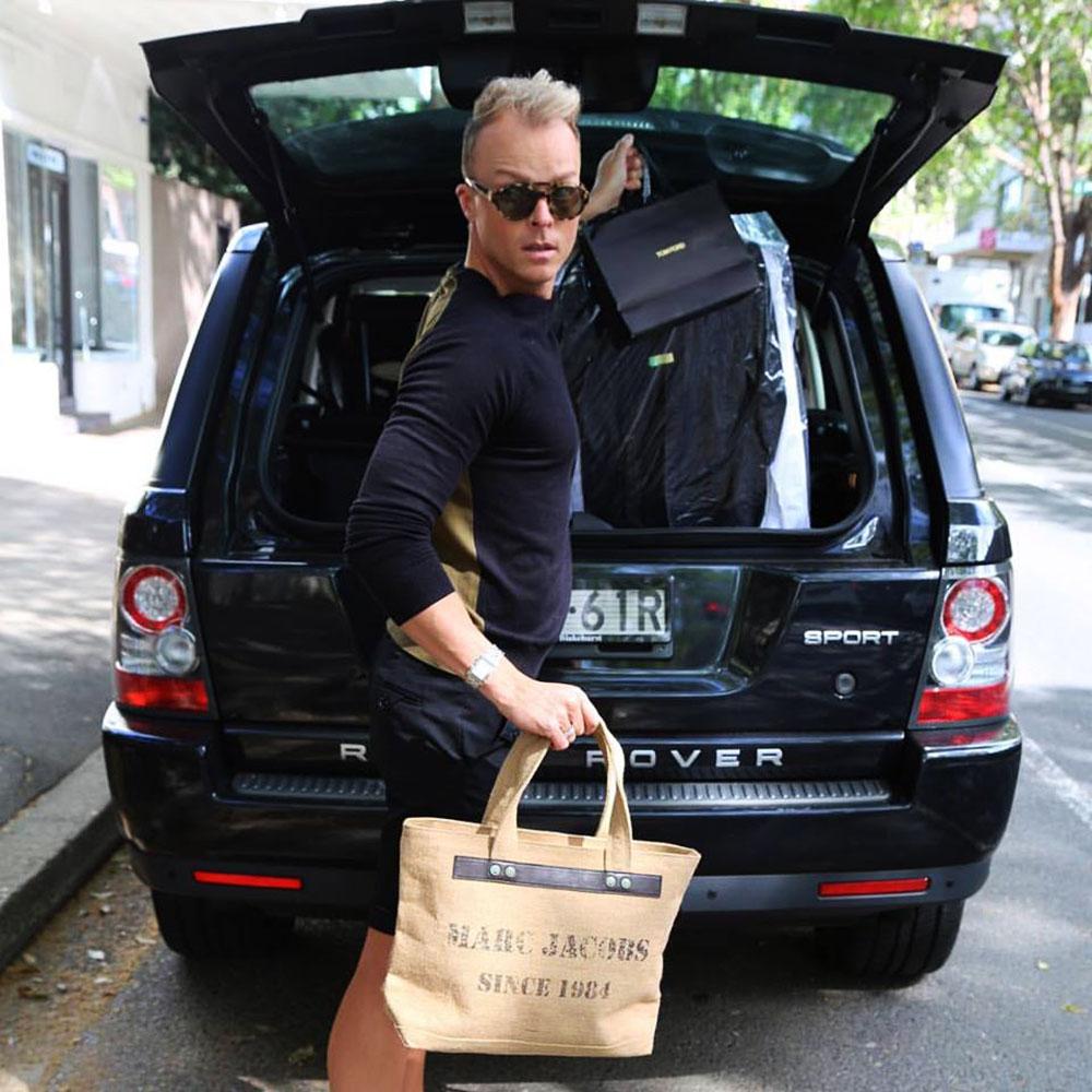 joshua heath stylist shopping sydney