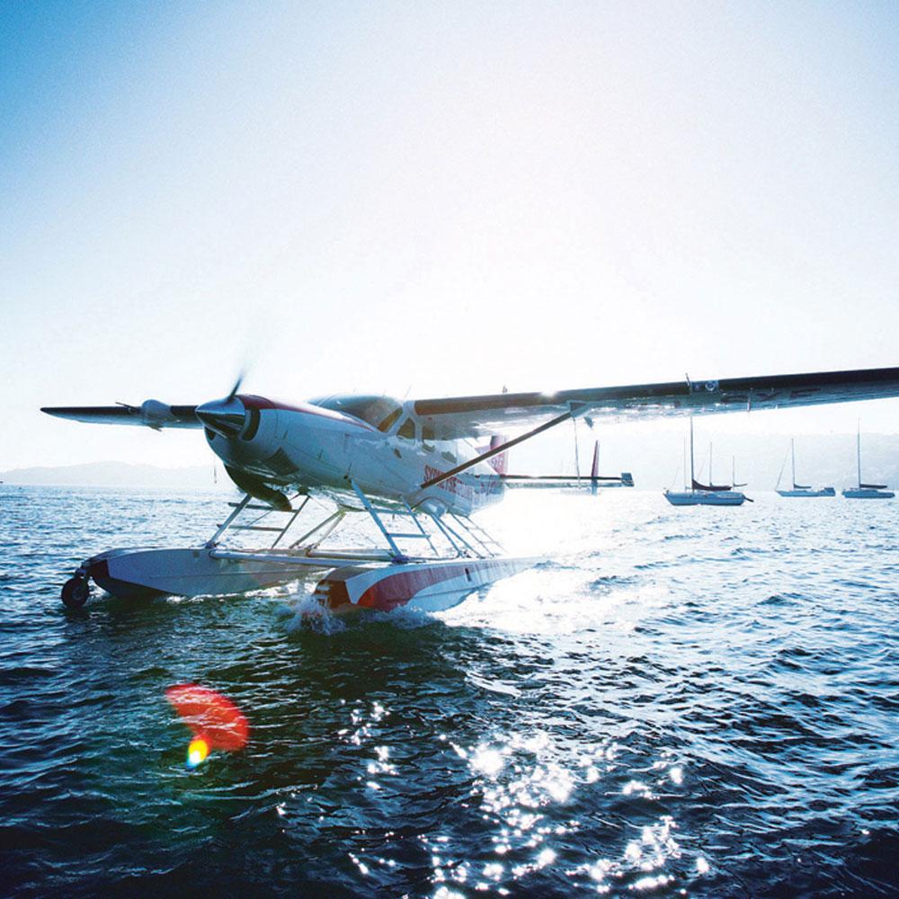 sydney sea planes tailored tour