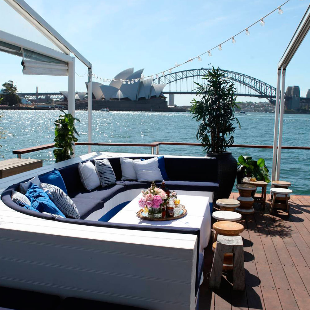 The Island Bar Sydney