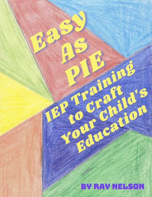 Easy As PIE cover