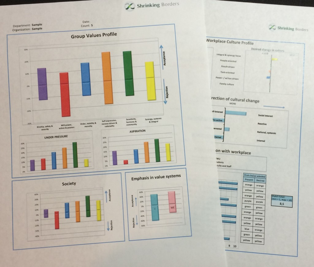 Spiral Dynamics® based assessments from ValueMatch