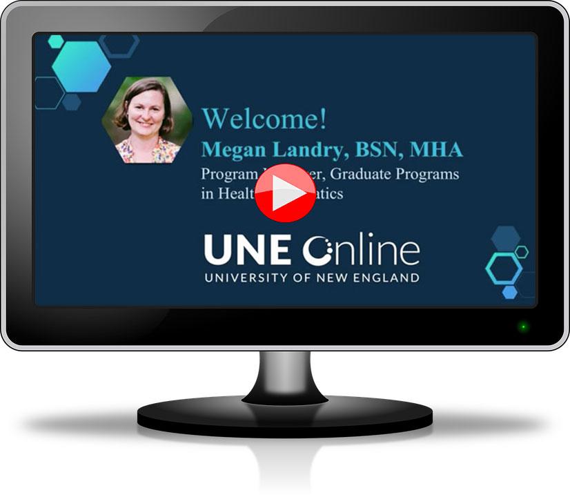 Megan Landry Program Manager Health Informatics at University of New ENgland