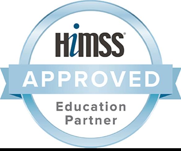 HIMSS Advanced Education Partner Logo
