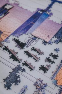 Like a jigsaw puzzle almost complete, a marketing persona will help you connect with customers.