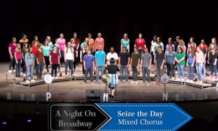 PHN Spring Choir Concert – A Night On Broadway