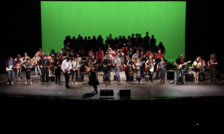 PHHS Choir and Guitar Epic Concert