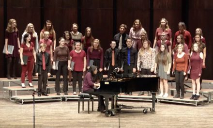 Port Huron Northern High School Fall Choir Concert: October 24, 2017