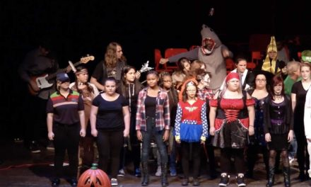 Port Huron High Guitar, Band & Choir Fall Spook-Tacular 2017
