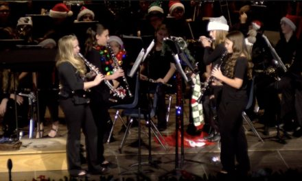 Fort Gratiot Band Holiday Concert – December 14, 2017