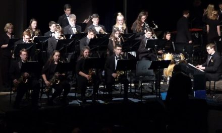 Port Huron Northern Prefestival Band Concert