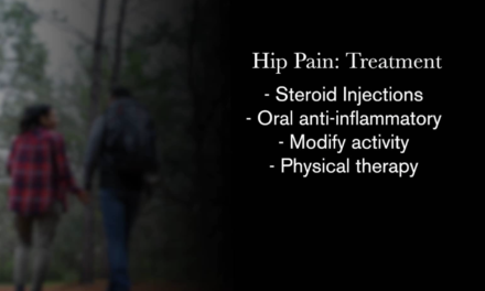 Treatment Options for Hip Pain from Arthritis, Part 2