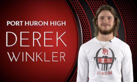 Tributes to Graduates – Derek Winkler
