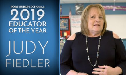 Judy Fiedler – 2019 Teacher of the Year